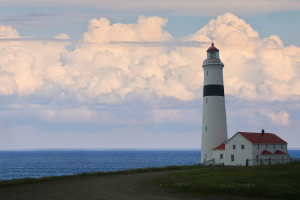 L'Ance Amour Lighthouse