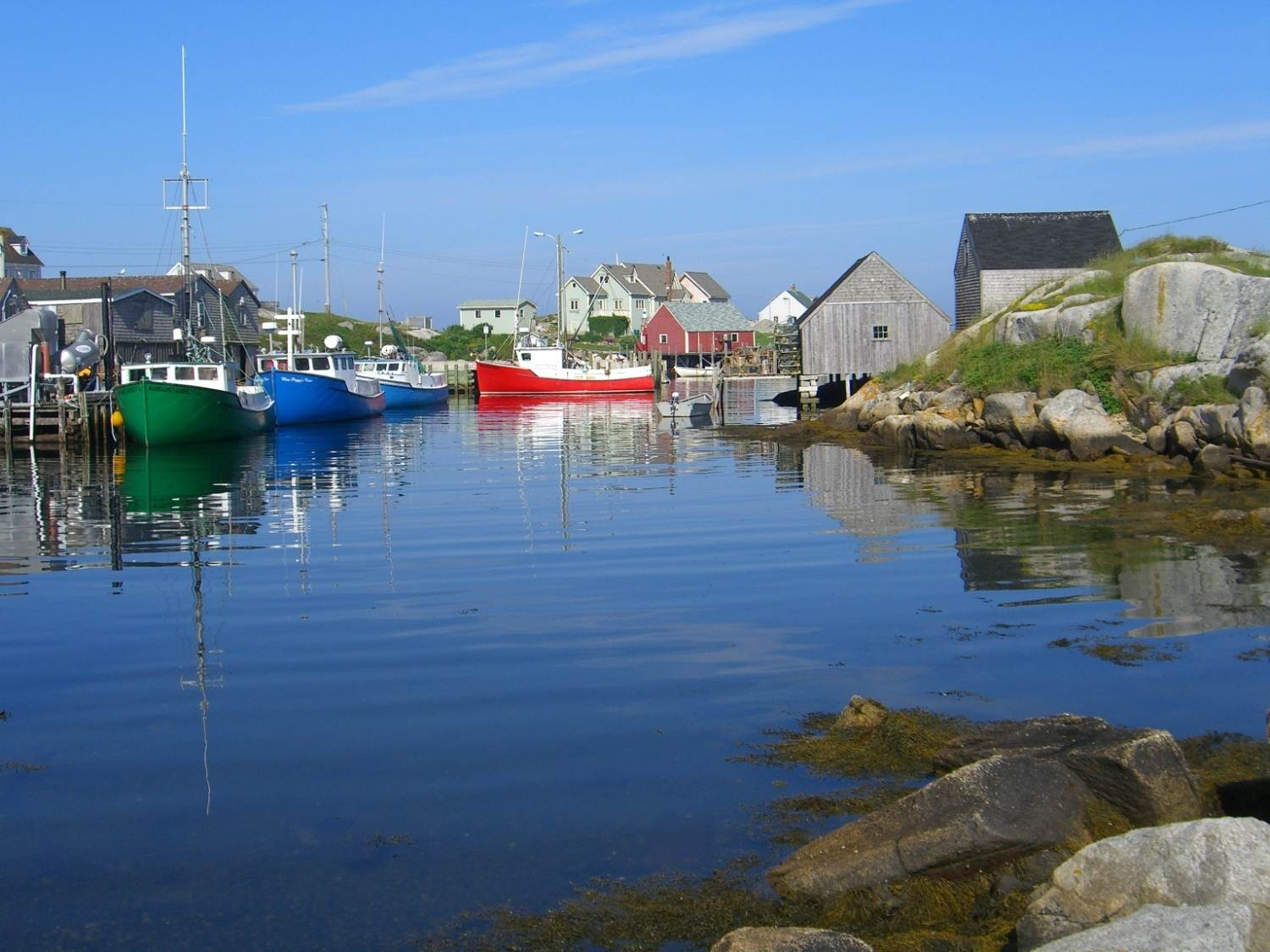Canadian Maritimes Rv Tours
