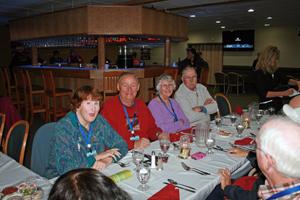 "Pishew Falls and Great Dinner ""Hub"""
